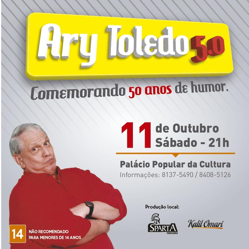 Ary Toledo Campo Grande