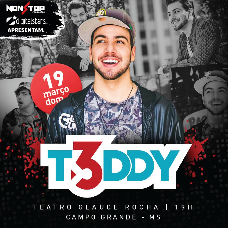 T3ddy Campo Grande