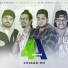 Banner Nova Oito - 4 Amigos Cuiabá
