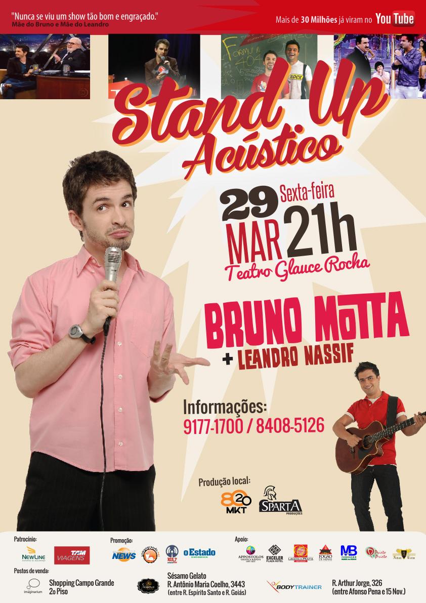 Bruno Motta - 29 Março
