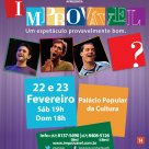 """Improvável"" Turnê 2014 - Campo Grande MS"