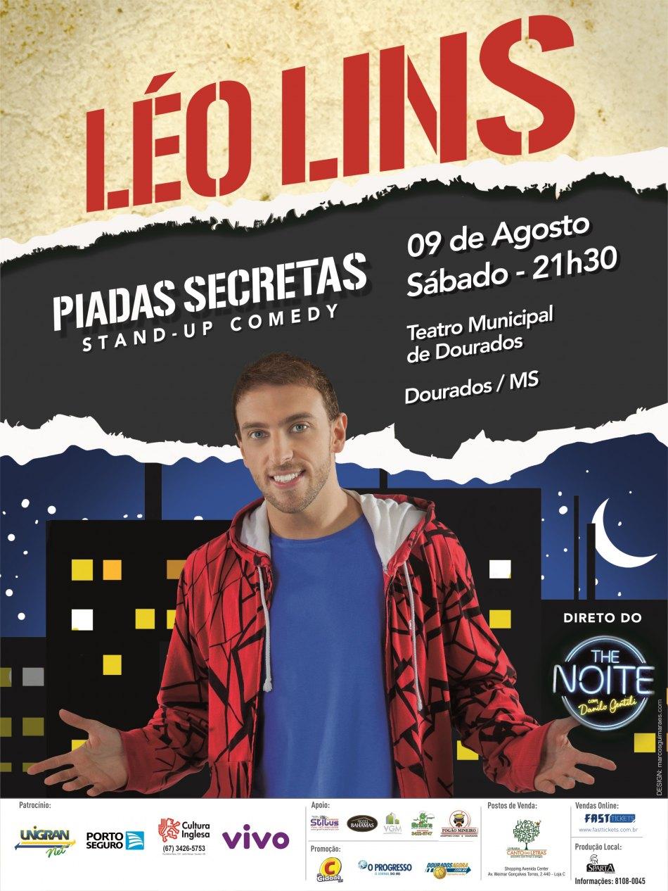 Léo Lins Dourados