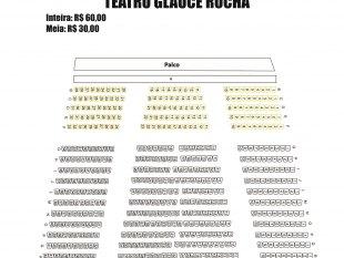 Mapa Glauce